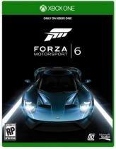 Xone forza 6 - Microsoft
