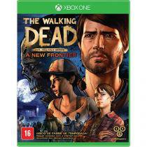 Xone the walking dead a new frontier - Telltalegames
