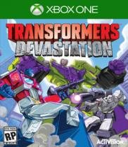 XONE TRANSFORMERS DEVASTATION - Jogos Xbox One