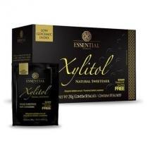 Xylitol Display 50 Sachês de 5g Essential Nutrition -