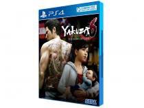 Yakuza 6: The Song of Life para PS4 - Sega