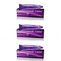 Yamá Profissional Color Tinta 2000 Super Clareador (Kit C/03) -