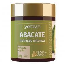Yenzah - Máscara Abacate Linha SPA do Cabelo - 480g - Yenzah
