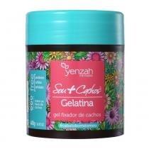 Yenzah Sou+Cachos Gelatina Gel Fixador de Cachos - 480g - Yenzah