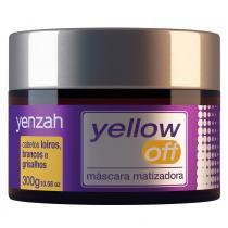 Yenzah Yellow Off - Máscara Matizadora - Yenzah