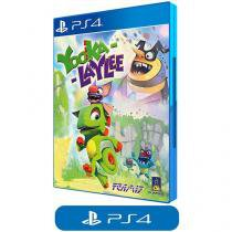 Yooka-Layle para PS4 - Playtronic Games