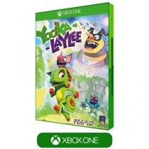 Yooka-Layle para Xbox One - Playtronic Games