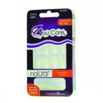 You care unha natural com 36 sem cola ref.hc25nsc - You care