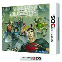 Young Justice Legacy para Nintendo 3DS - Little Orbit