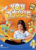 Youtabbie 4 - Students Book With Audio CD And E-Book And Digibook - Macmillan - 1