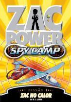 Zac power spy camp - zac no calor - Fundamento