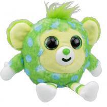 Zigamazoo macaco verde e amarelo - dtc - Dtc
