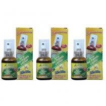 Ziin Ziin Spray Bucal Agrião C/ Própolis (Kit C/03) -