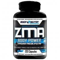 Zma - 120 Cápsulas - Body Nutry -
