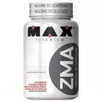 ZMA 90 cápsulas - Max Titanium -