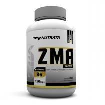 ZMA Factor Nutrata - 120 caps - Nutrata