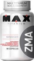 ZMA Max Titanium - 90 caps - Max Titanium