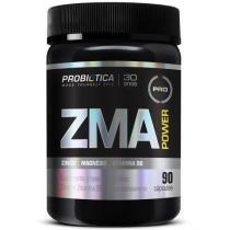 ZMA Power - 90 Cápsulas - Probiótica -
