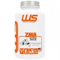 ZMA Size 60 cápsulas - World Size - World Size