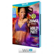 Zumba Fitness World Party para Nintendo Wii U - Majesco Entertainment