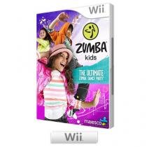 Zumba Kids para Nintendo Wii - Majesco Entertainment