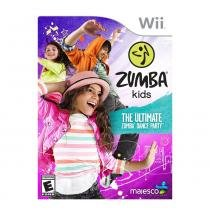 Zumba Kids - Wii - Majesco