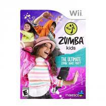 Zumba Kids - Wii - Nintendo