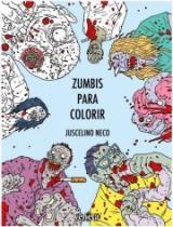 Zumbis Para Colorir - Veneta - 1