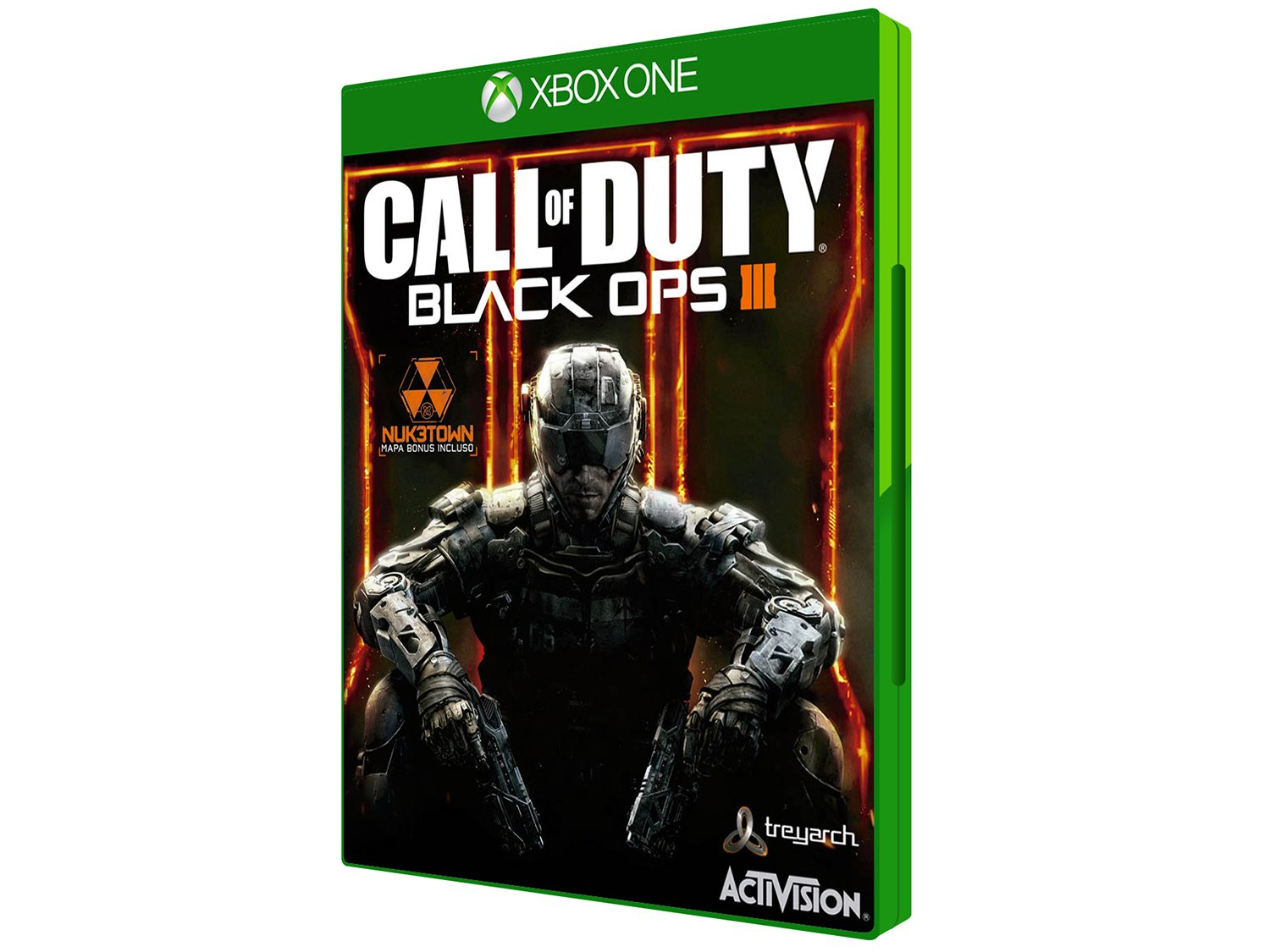 47328ecf5d Call of Duty Black Ops III + Nuk3town Map para Xbox One Activision ...