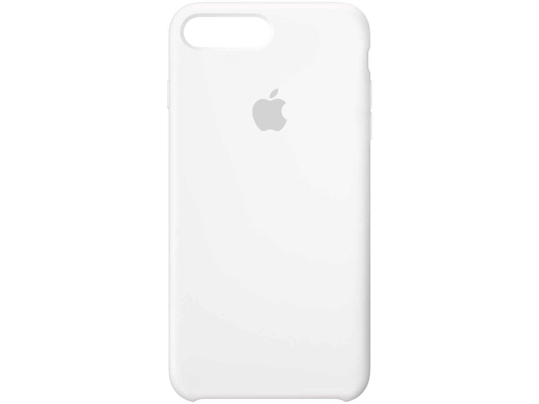 d585a5f2bfc Capa Protetora Silicone para iPhone 7 Plus e - iPhone 8 Plus Apple MQGX2ZM/A