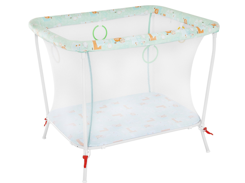 a9b28893f4 Cercado para Bebê Tubline Little Baby Dobrável para Crianças até ...
