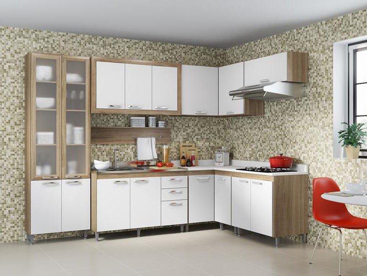 Ver Armario De Cozinha Magazine Luiza : Cozinha completa multim?veis toscana com balc?o portas