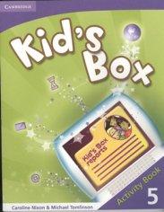 Cambridge kids box 1 activity book