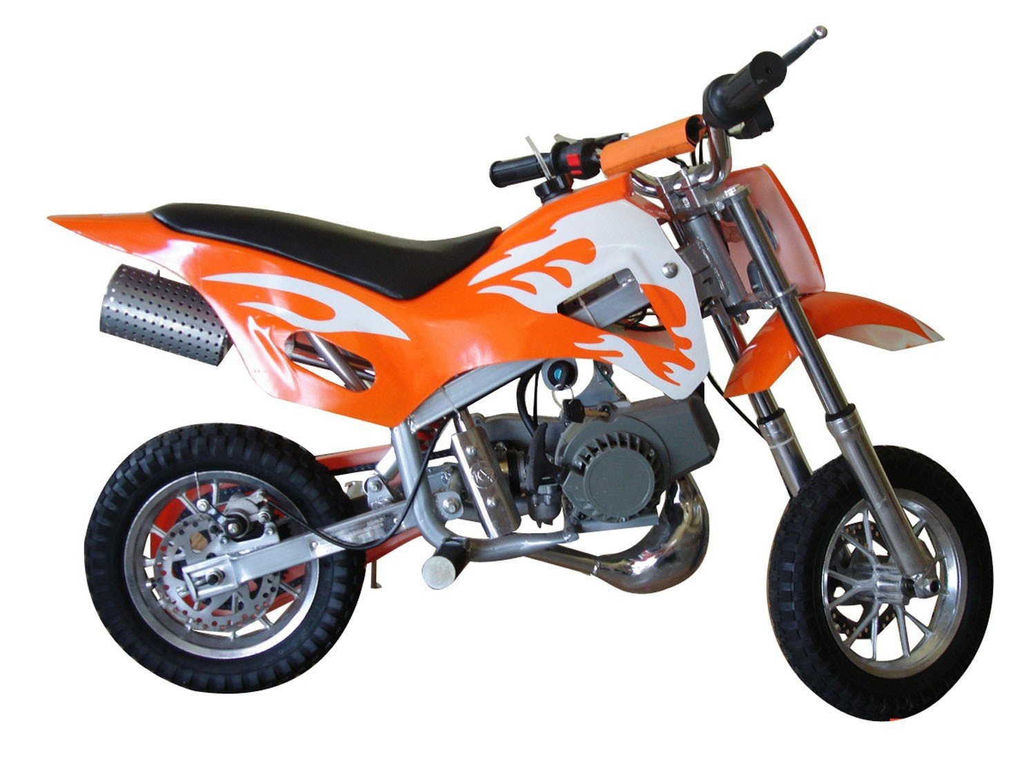 mini moto cross gasolina e leo barzi motors fire 49cc. Black Bedroom Furniture Sets. Home Design Ideas