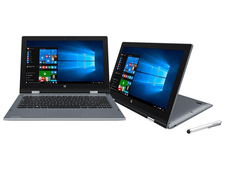 Notebook samsung lojas colombo - Notebook 2 Em 1 Duo Zr3630 Intel Dual Core 4gb 32gb Led 11 6