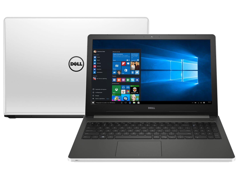 Notebook samsung core i5 8gb 1tb - Notebook Dell Inspiron I15 5558 B40 Intel Core I5 8gb 1tb Lcd 15