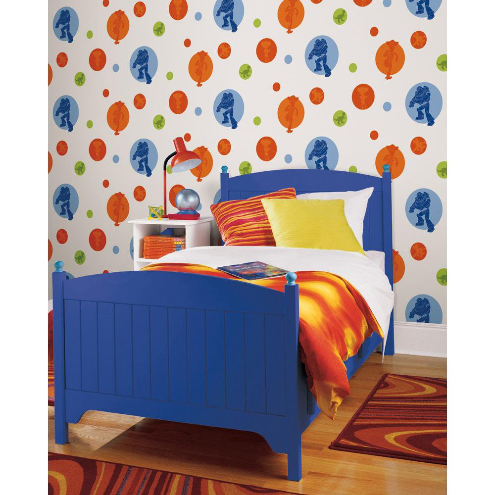 Papel Decorativos Toy Story