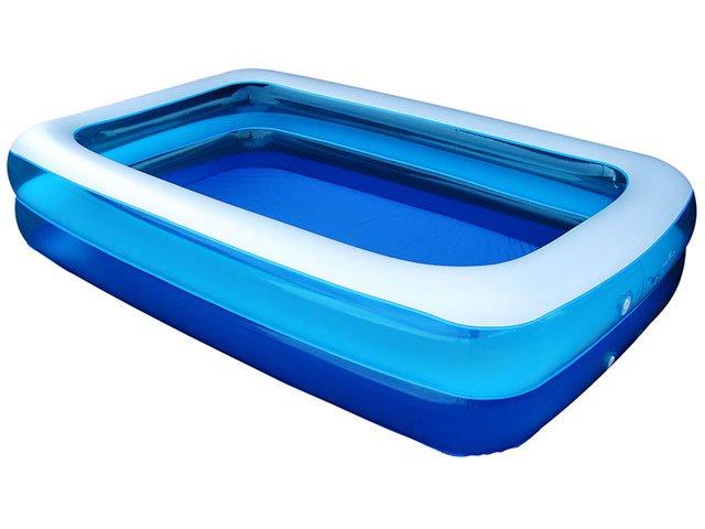 Piscina 1200 litros retangular nautika summer piscina for Piscina de 6000 litros