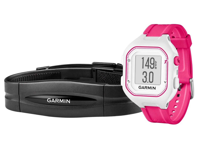 e08ba99c2893 Relógio de Corrida Forerunner 25 Garmin - Monitor Cardíaco ...