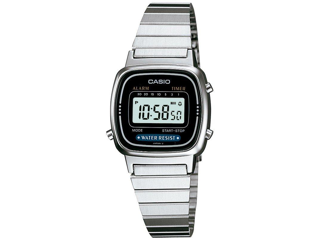 750f05aaf35 Relógio Feminino Casio Digital LA670WA-1DF - Relógio Feminino ...
