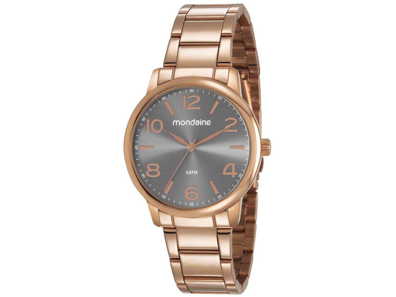e47fdaae74b Relógio Feminino Mondaine Analógico 53736LPMGPE4 - Relógio Feminino ...