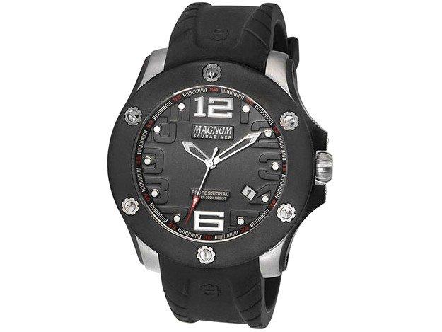 27ac5721c13 Relógio Masculino Magnum Analógico MA30865T - Relógio Masculino ...