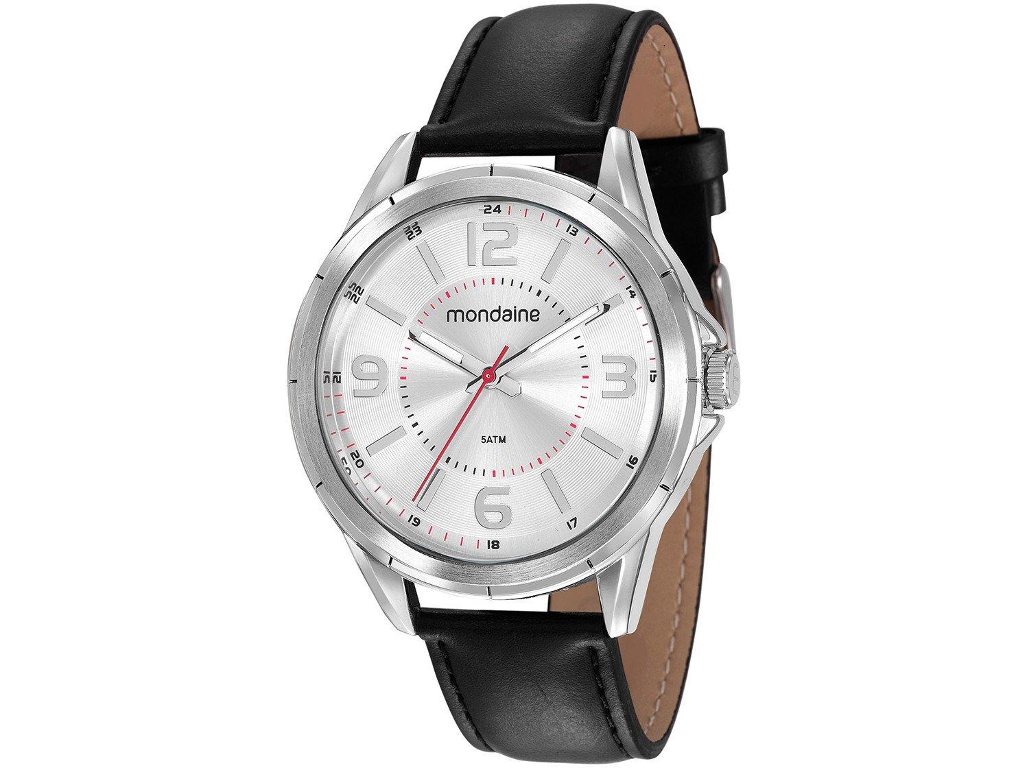 3c77035a9cf Relógio Masculino Mondaine Analógico 53700G0MGNH3 - Relógio ...