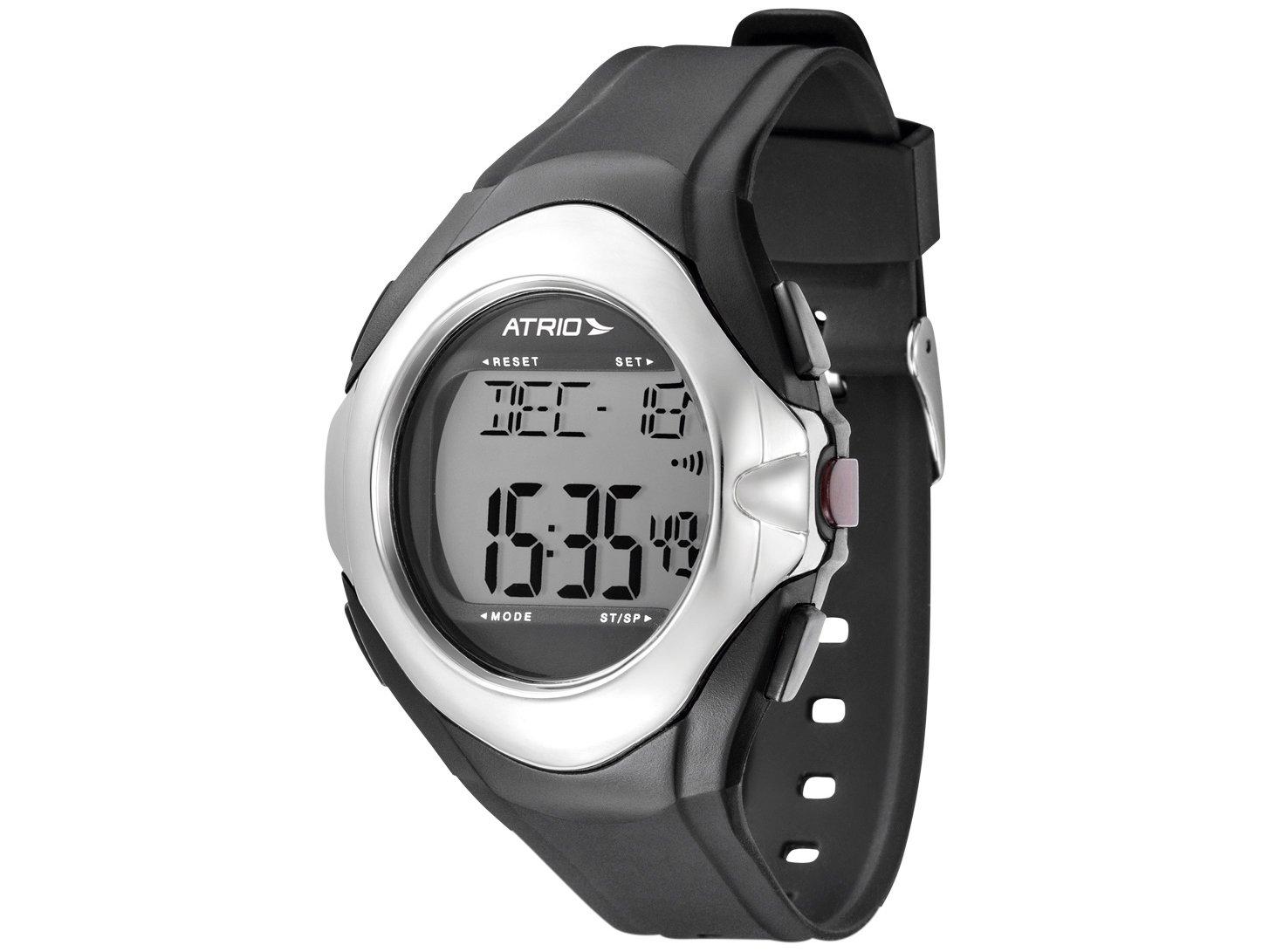 b62d1c49e62 Relógio Monitor Cardíaco Atrio Touch ES094 Contador de Calorias ...