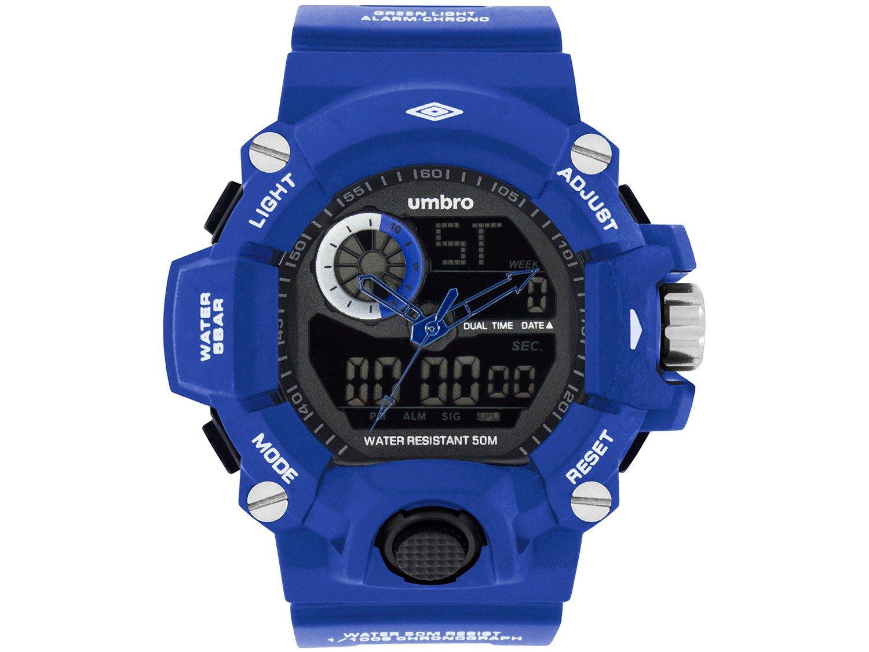 16e5829dc2a Relógio Unissex Umbro Anadigi UMB-052-4 - Relógio Masculino ...