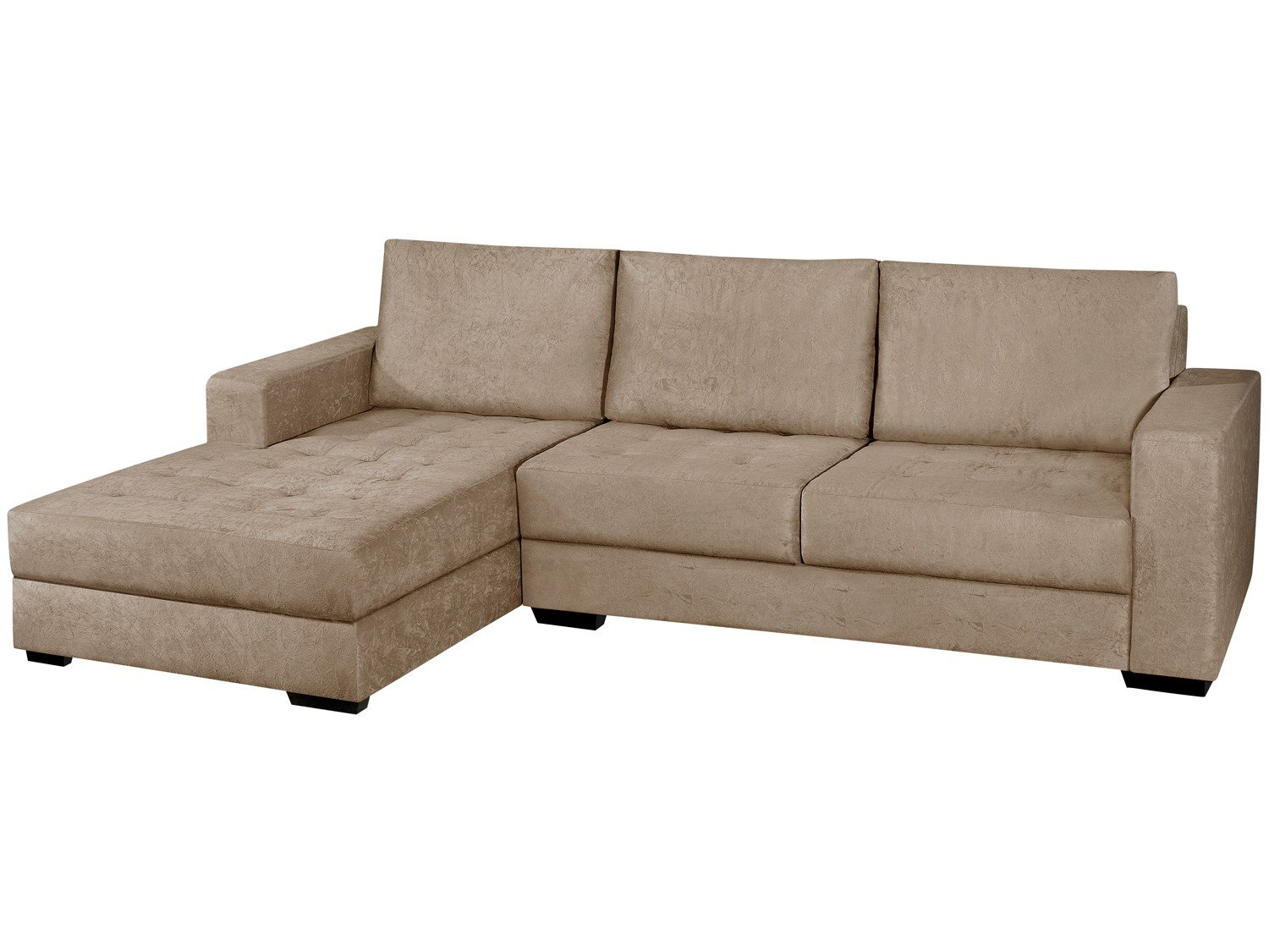 1f05d8e5c Sof chaise 2 lugares suede n pole american comfort for Sofa 02 lugares  retratil