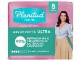 Absorvente Plenitud Femme Ultra sem Abas - 8 Unidades