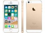 Iphone Se Apple 64gb Dourado 4g Tela 4 Retina - Câm. 12mp Ios 9 Proc. Chip A9 Touch Id