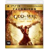 JOGO PS3 GOD OF WAR ASCENSION FAVORITOS - Disney