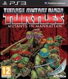 JOGO PS3 TMNT: MUTANTS IN MANHATTAN - Activision Blizzard